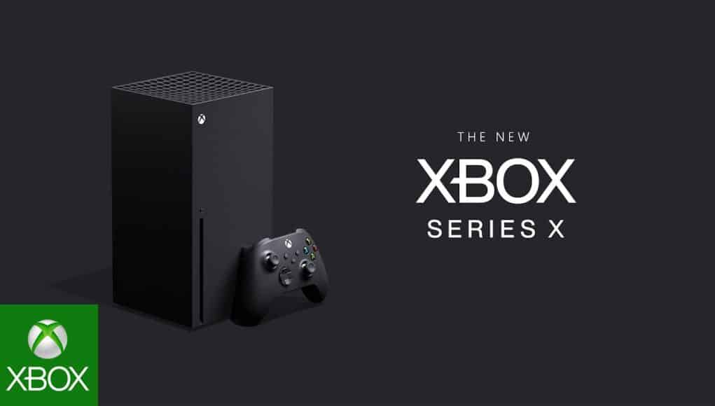 Microsoft Unveils Xbox Series X, Coming Holiday 2020