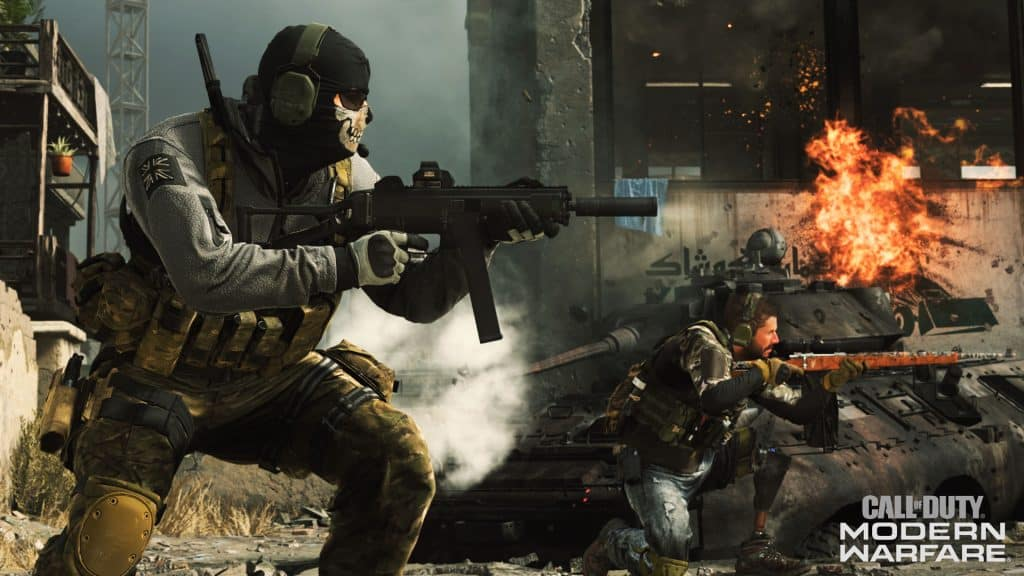 Call Of Duty Warzone Hits 50 Million Players In One Month