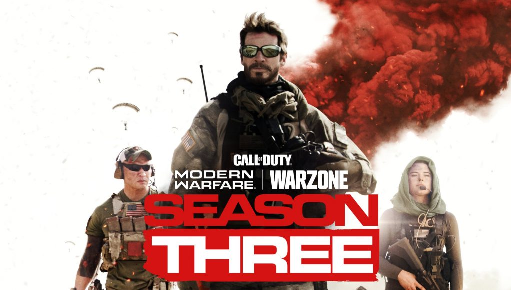 Call of Duty: Modern Warfare season 3 release date revealed