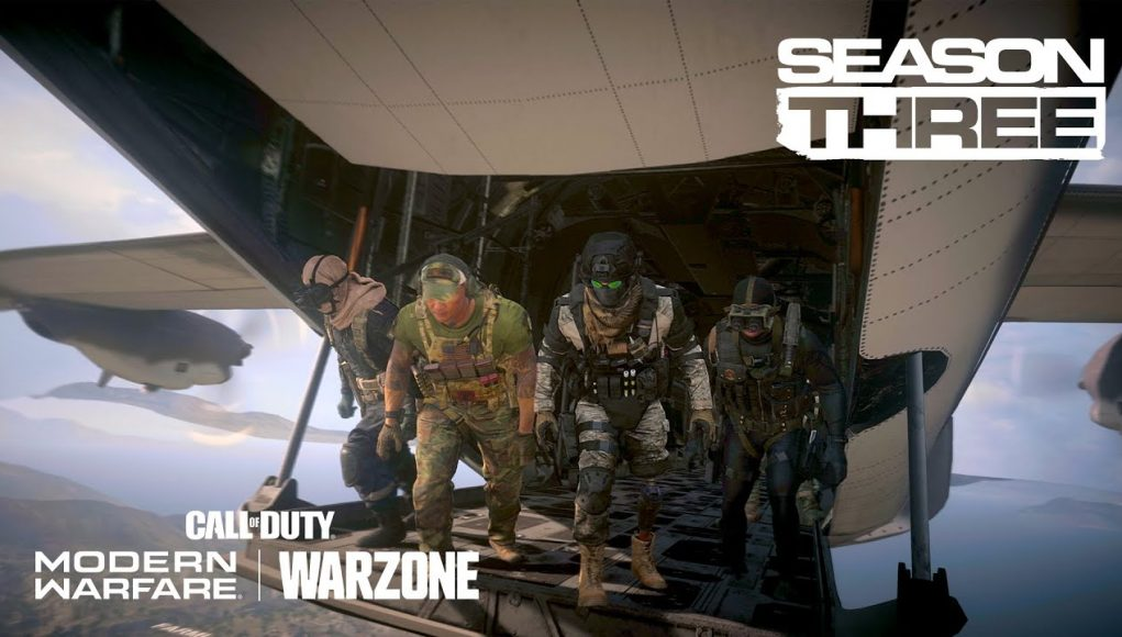 Call of Duty Warzone Season 3 Trailer Shows Off Its Quads