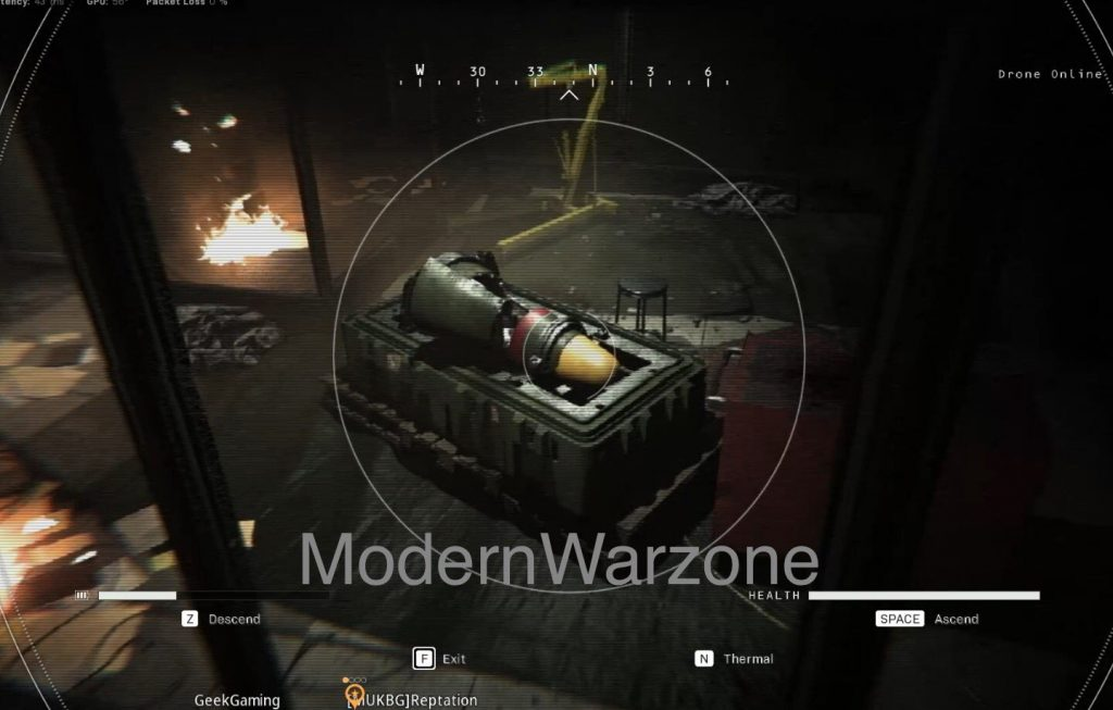 Certain Vaults Now Accessible In Call Of Duty Warzone Charlie Intel
