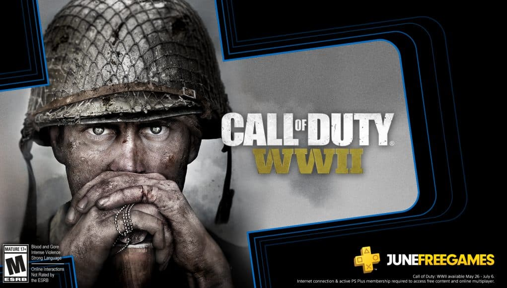 June's PlayStation Plus line up includes Call of Duty