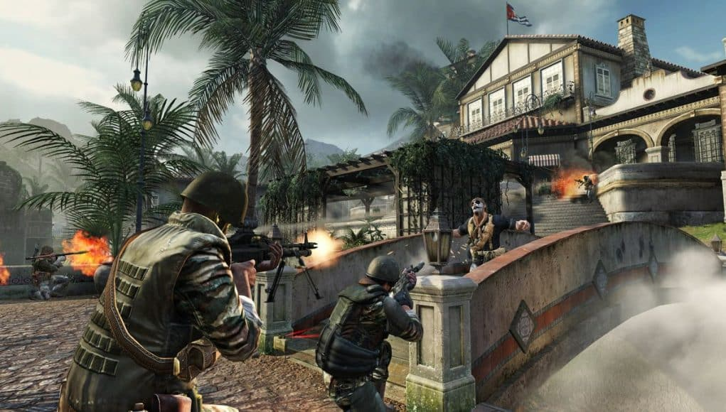 Call of Duty 2020 is titled Black Ops: Cold War