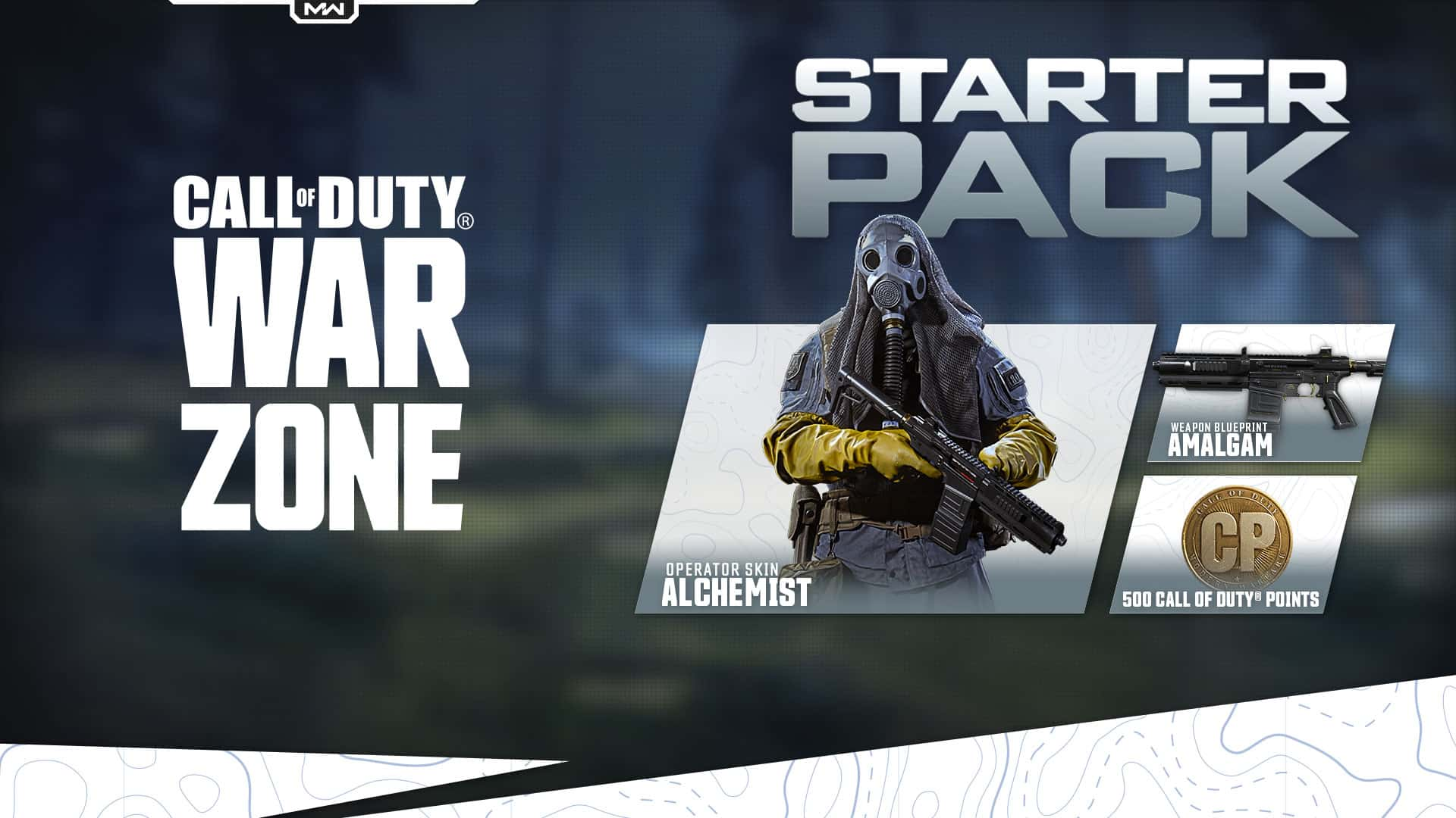 New Call Of Duty  Warzone Starter Pack Available Now
