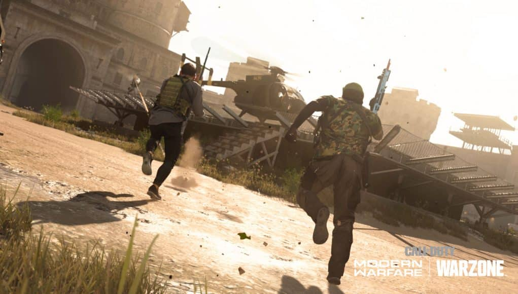 Modern Warfare and Warzone Season 5 Details