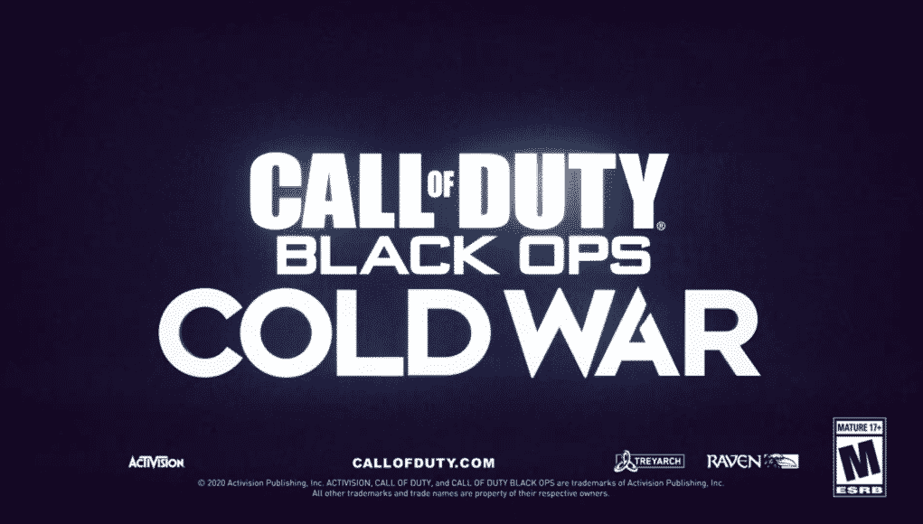 Call of Duty: Black Ops Cold War Teaser Trailer Released