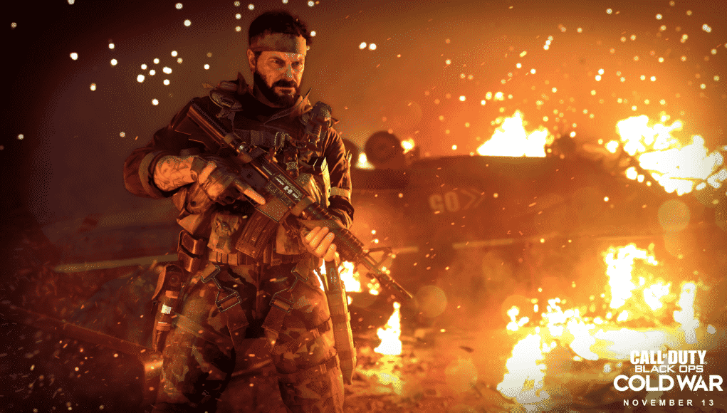 Call of Duty: Black Ops: Cold War arrives on 13th Nov - PC