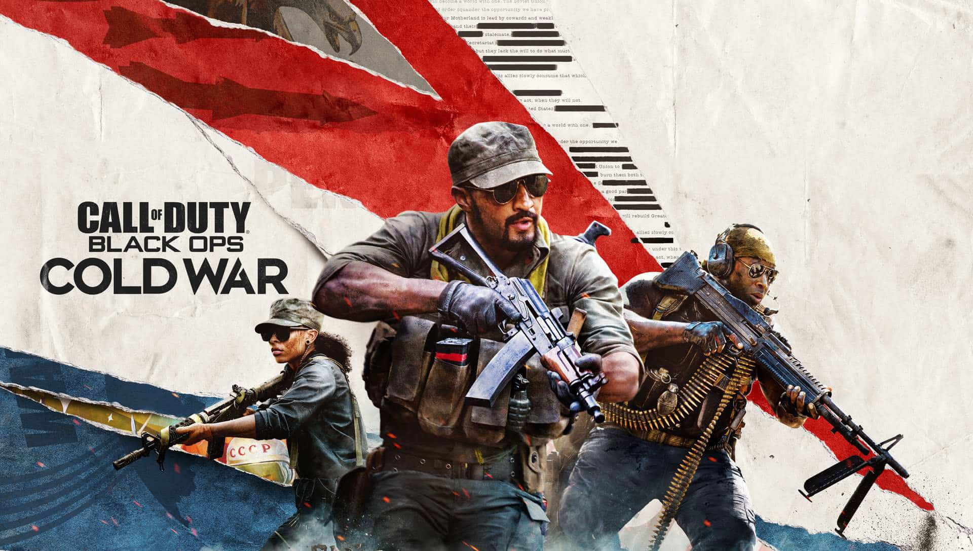 Call of Duty: Black Ops Cold War Beta Now Available