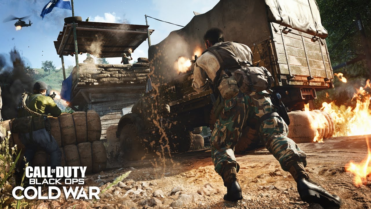 Call Of Duty Black Ops Cold War Launch Trailer Charlie Intel