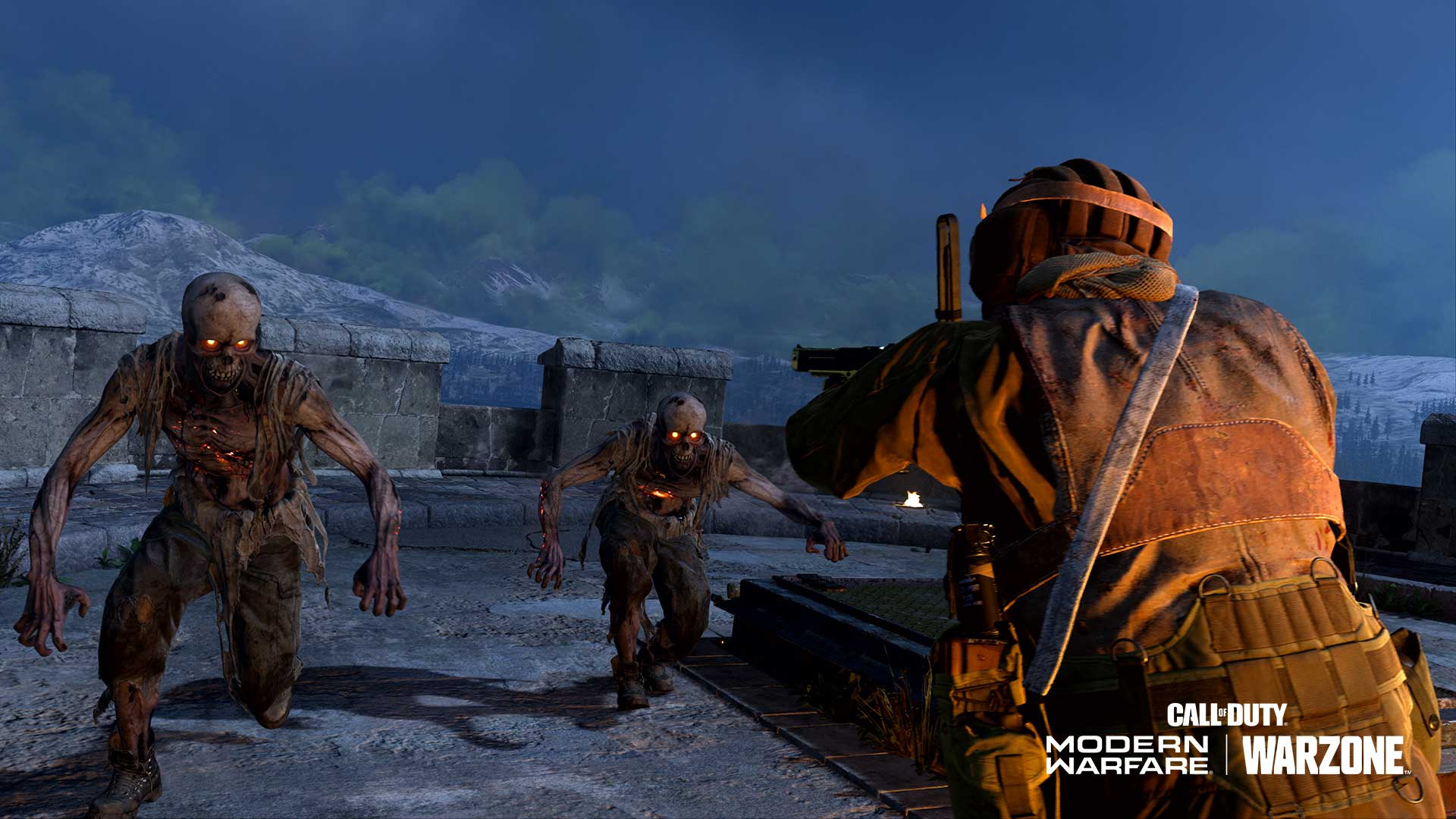 Call of Duty: Warzone Zombie Royale Haunting of Verdansk