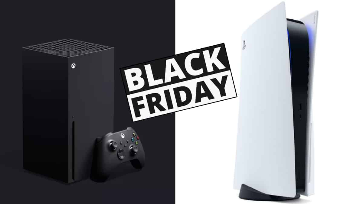 Black Friday Xbox and PS5 deals