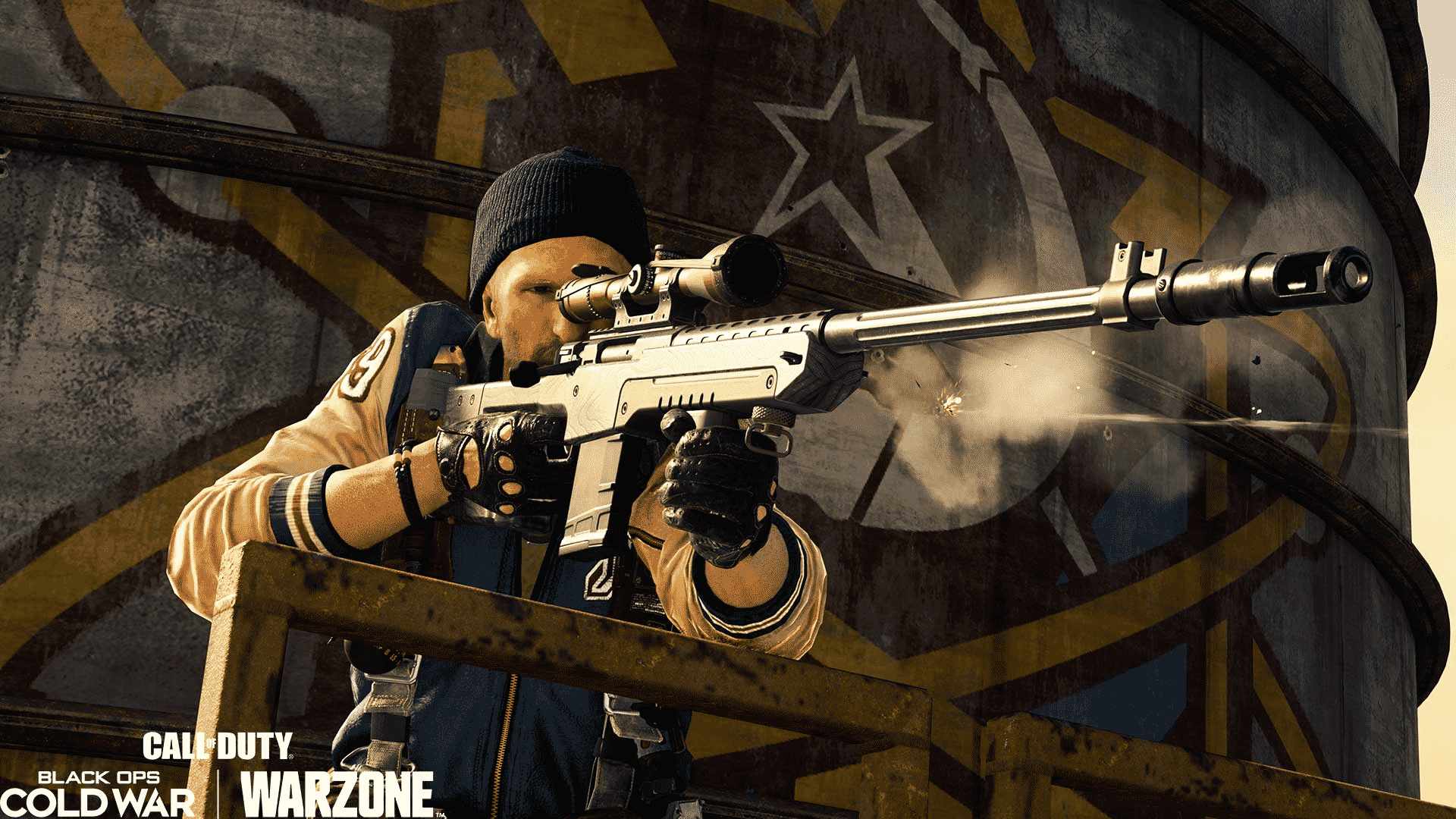 Warzone x Black Ops Cold War gameplay