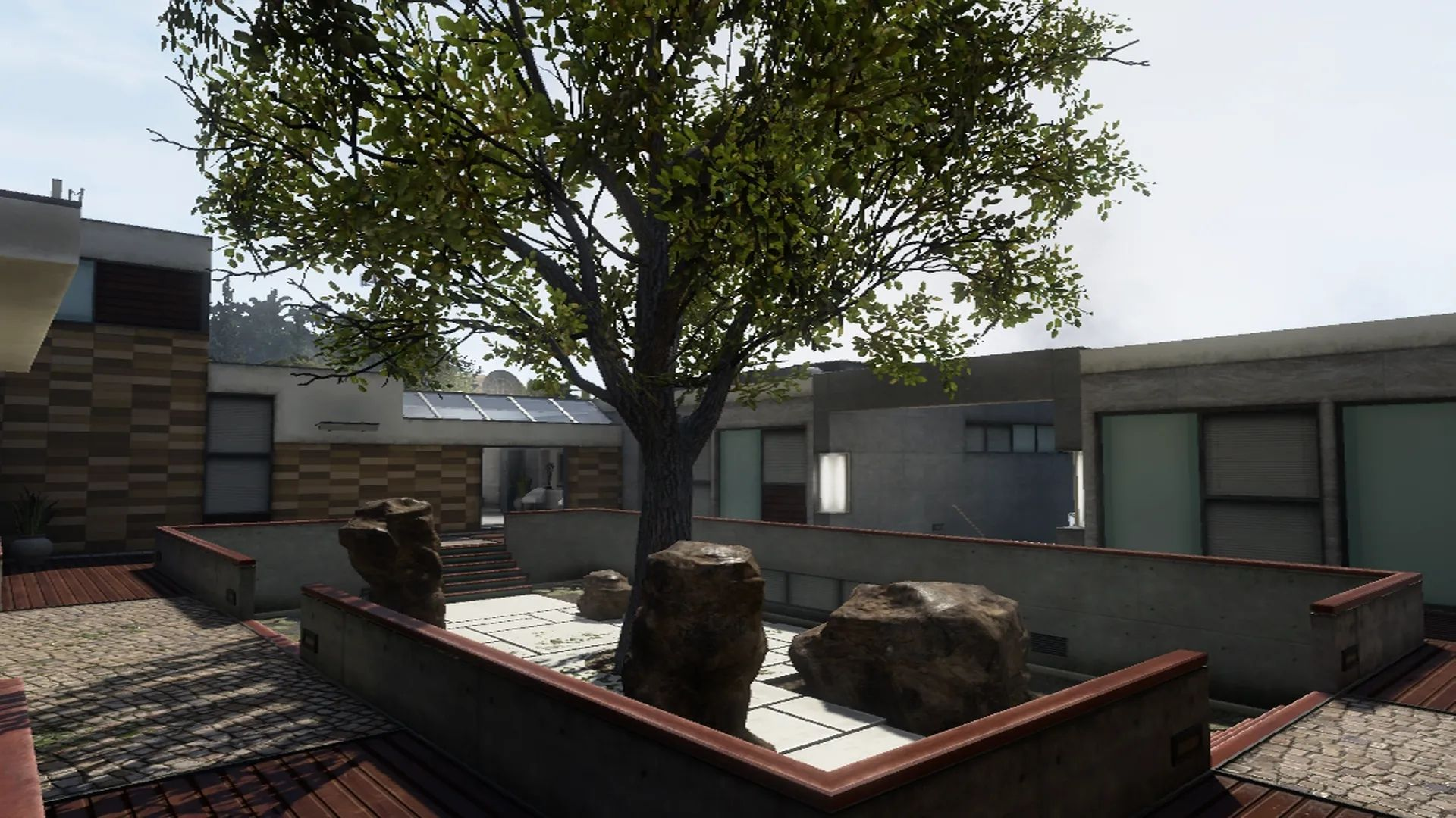 raid map in call of duty