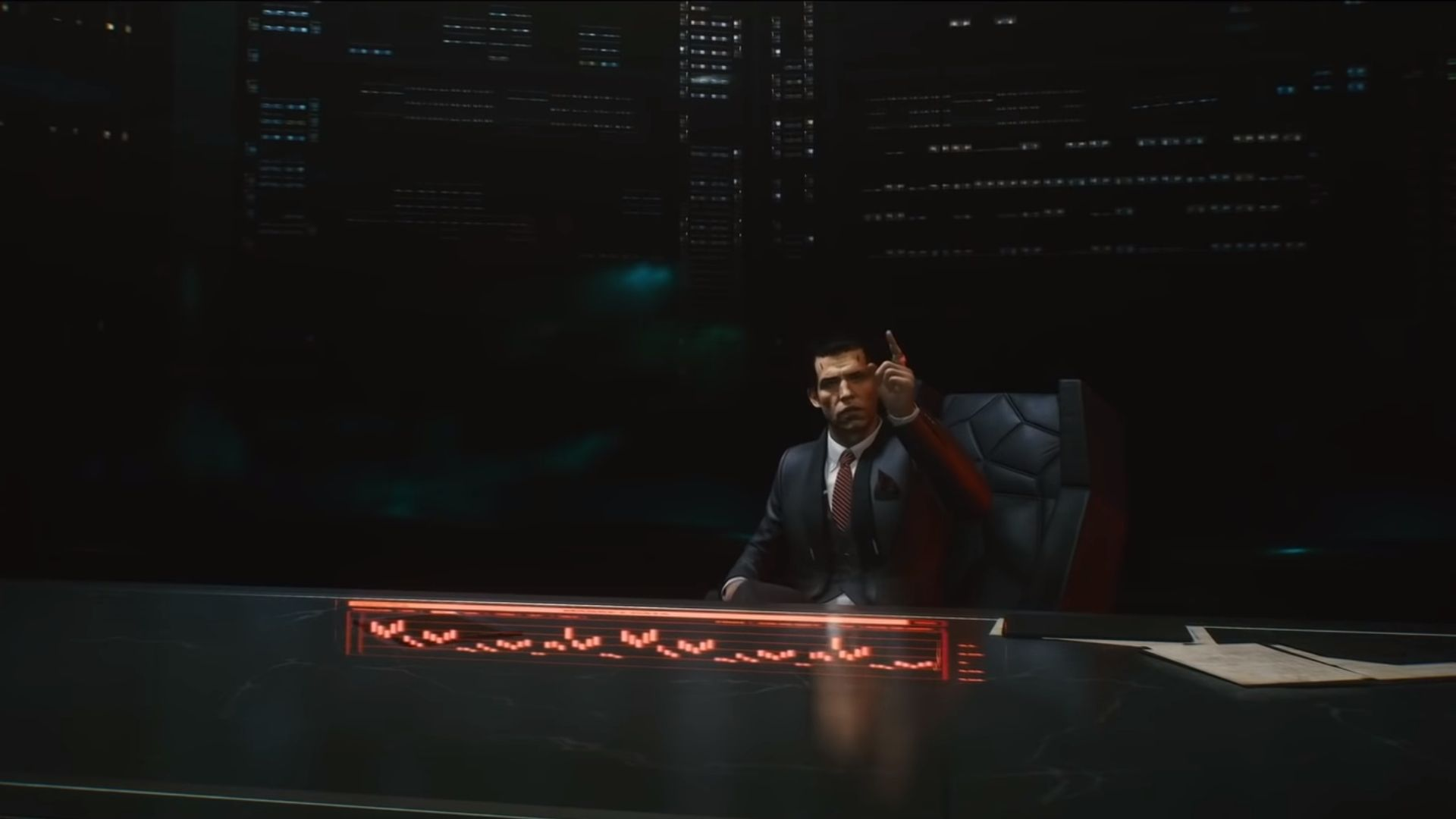 being shouted at in cyberpunk 2077