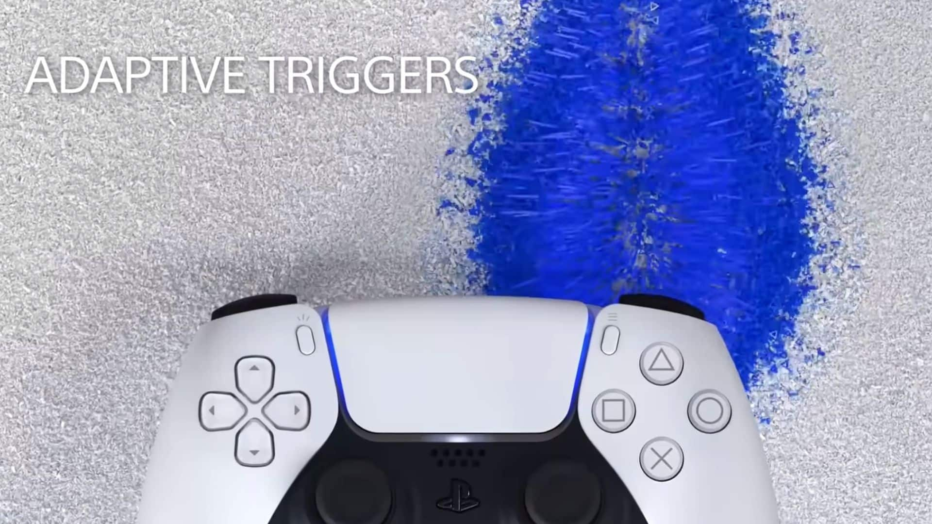 ps5 controller adaptive triggers
