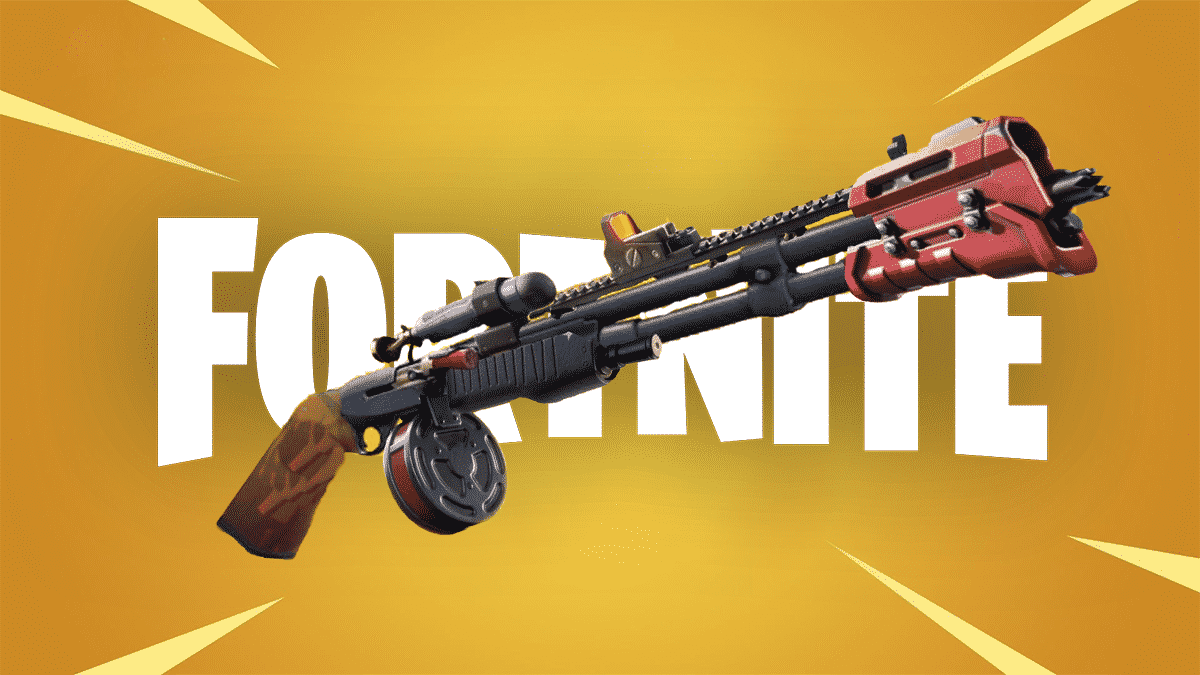 Can't Upgrade Rarity Fortnite Weapon Attachments Are Coming To Fortnite In A Future Update Charlie Intel