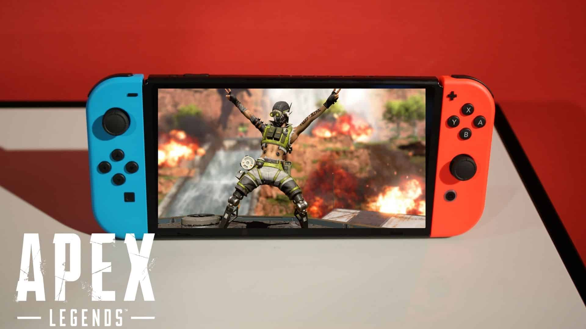 When is Apex Legends coming to the Nintendo Switch?