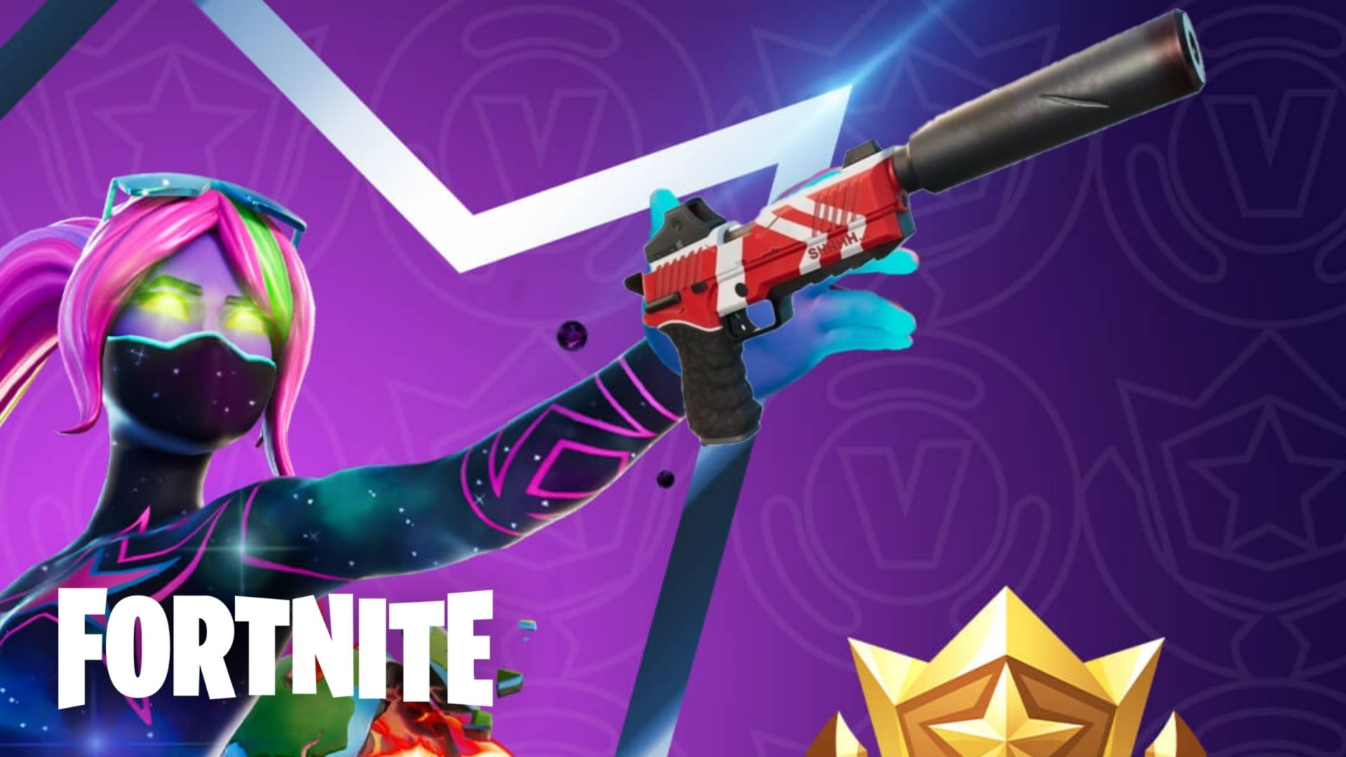 Fortnite Exotic Weapons / Fortnite 15.10 update has brought a lot of new things to the game, including new exotic weapons and even an npc.