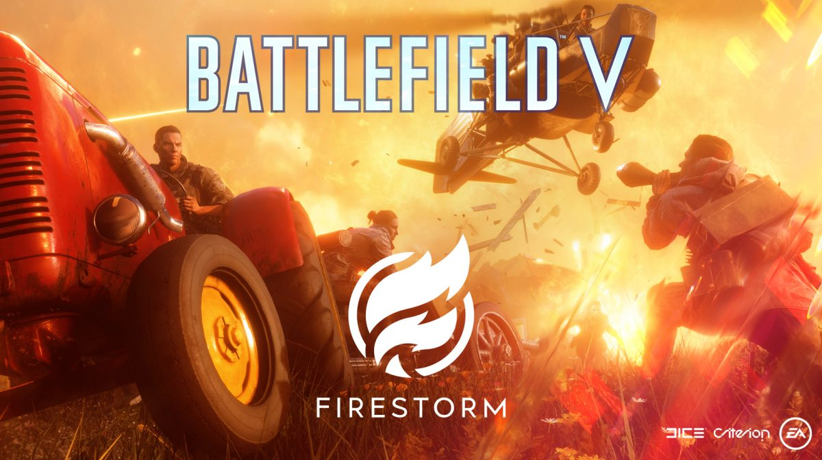 battlefield 5 firestorm mode