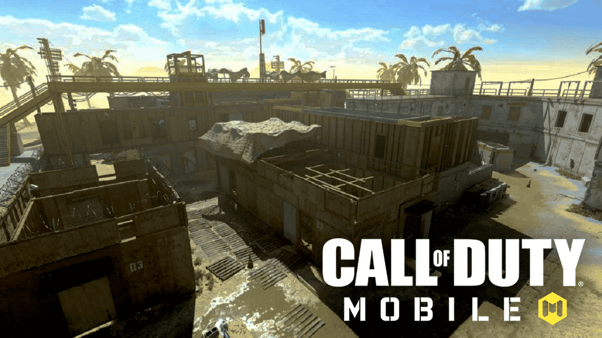 A new map is coming to COD: Mobile