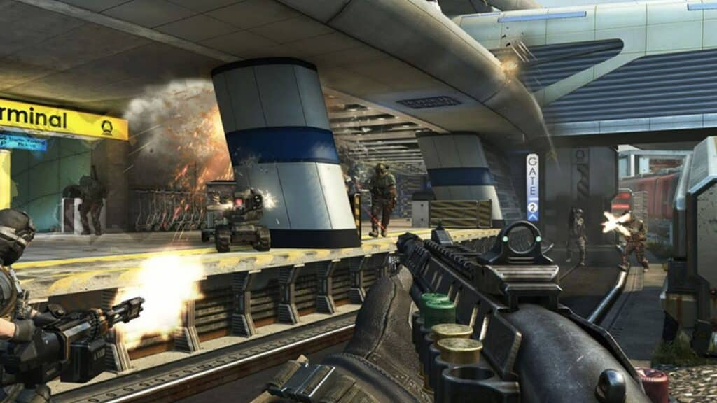 express mode in call of duty