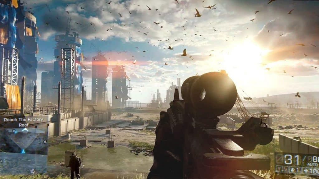 battlefield 4 gameplay