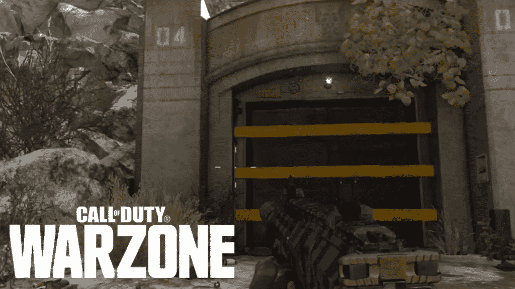 Bunkers in Warzone
