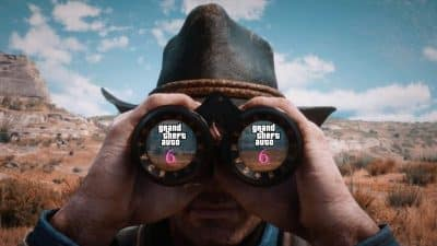 gta 6 files in rdr2 leak