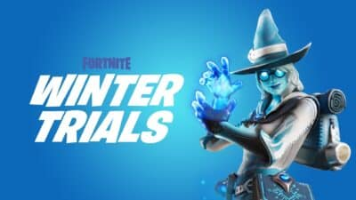 fortnite winter trials event