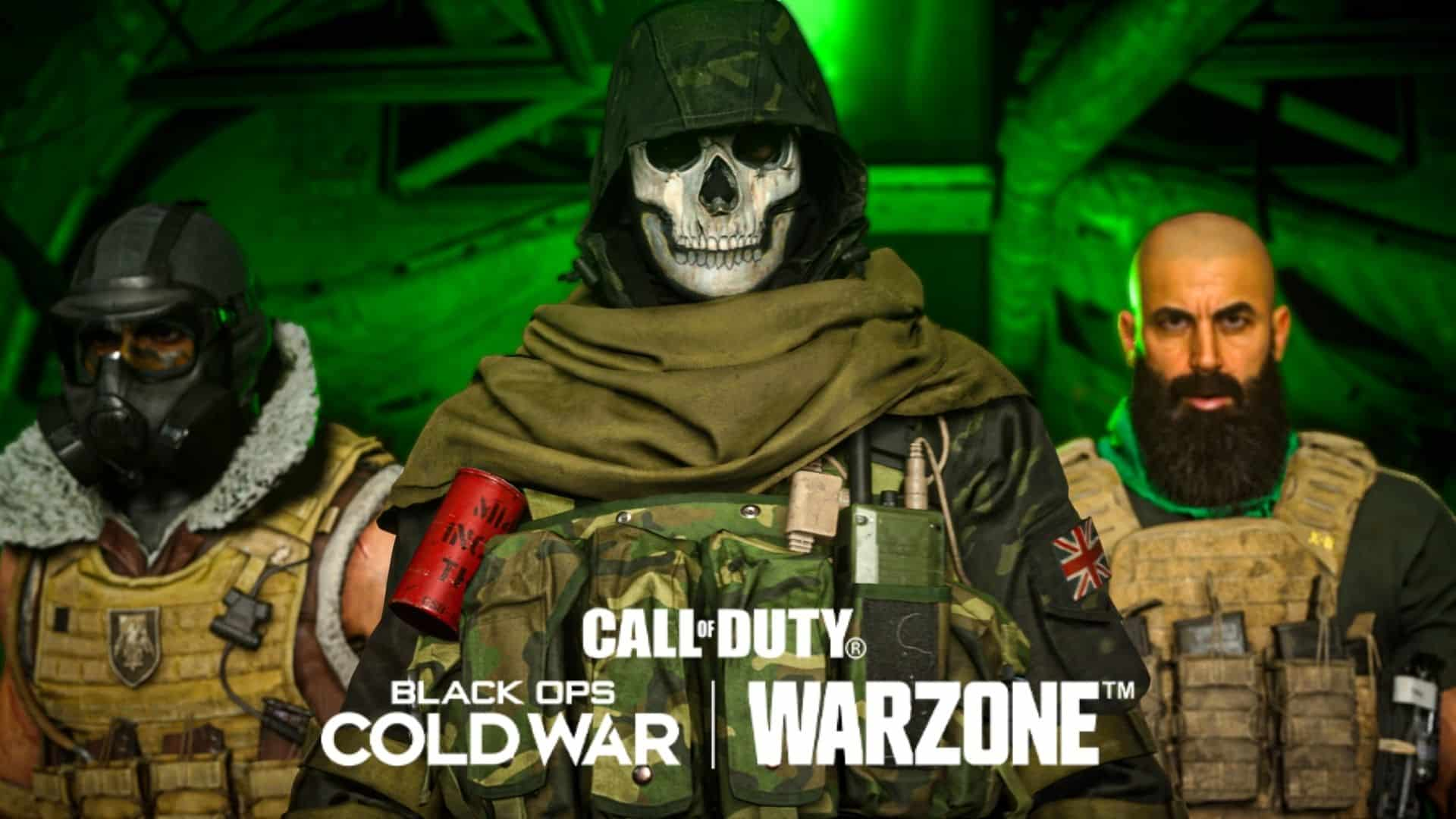 cod bocw warzone stats and team