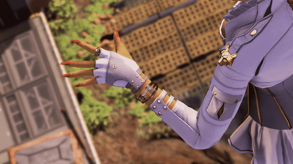 Loba's bracelet in Apex Legends
