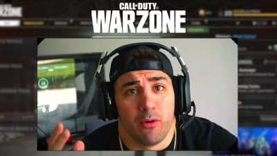 NICKMERCS cod Warzone stats issue