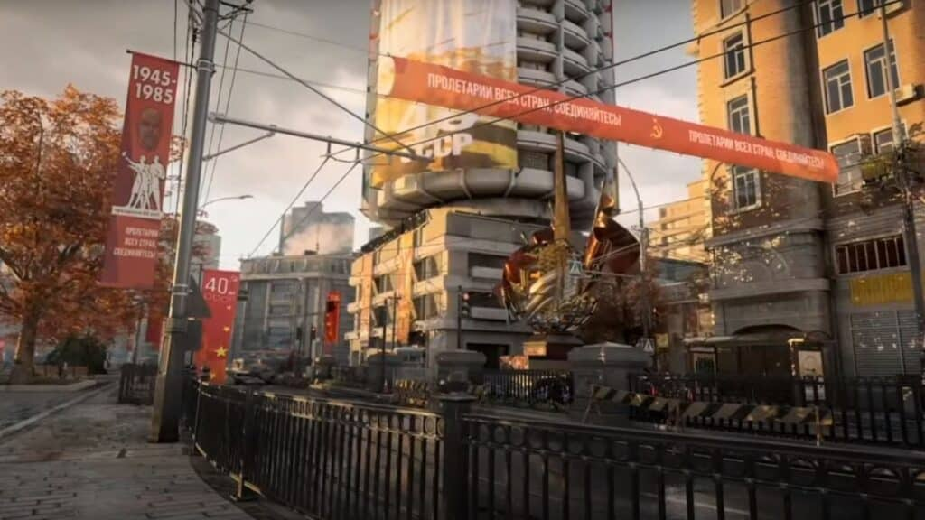 cod bocw moscow map