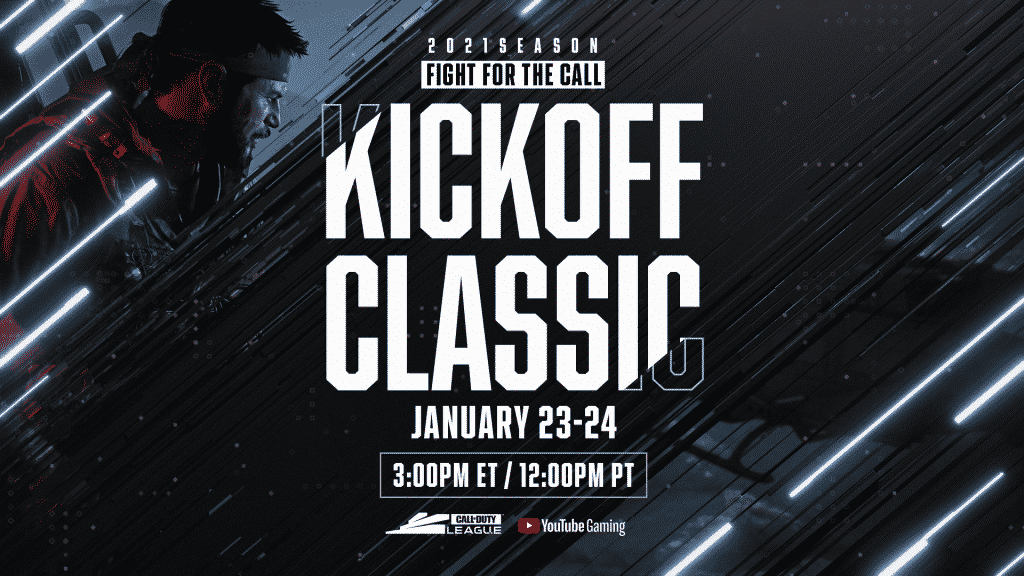 The CDL Kickoff Classic 2021 will take place from January 23 -24.
