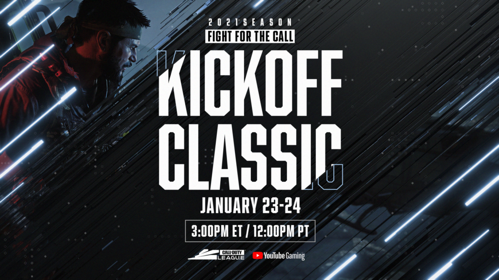 CDL Kickoff Classic promotional image