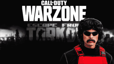 Dr Disrespect talks about Warzone