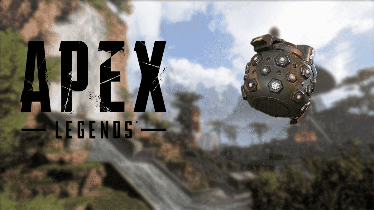 Grenades trick in Apex Legends