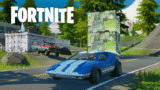 Vehicles in Fortnite