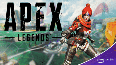 New free Apex Legends Wraith skin with Twitch Prime