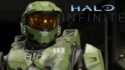 master chief in halo infinite