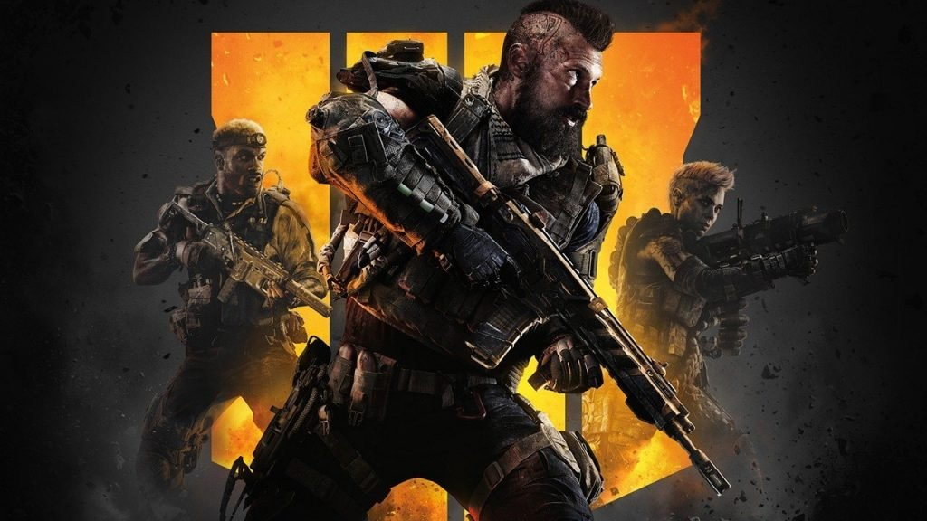 Call of Duty Black Ops 4 Release Image