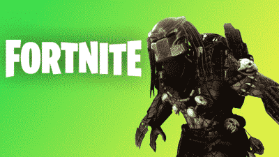 The Predator in Fortnite Season 5