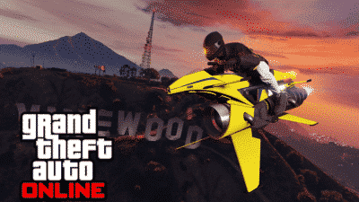 New trick to take down the MKII Oppressor in GTA Online