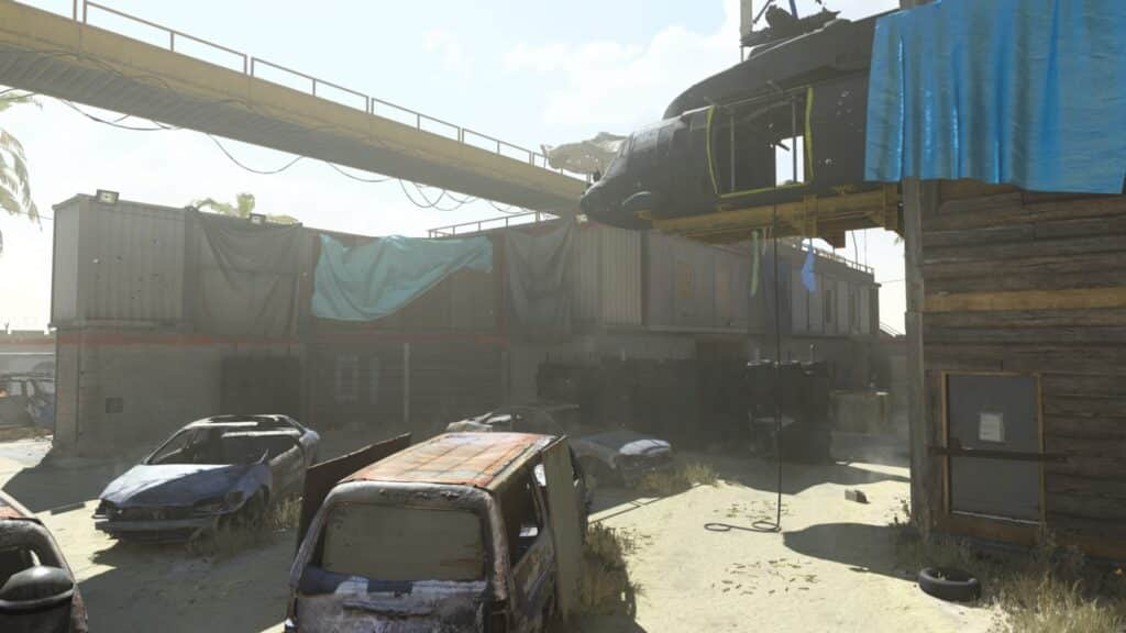 Shoot House in Modern Warfare