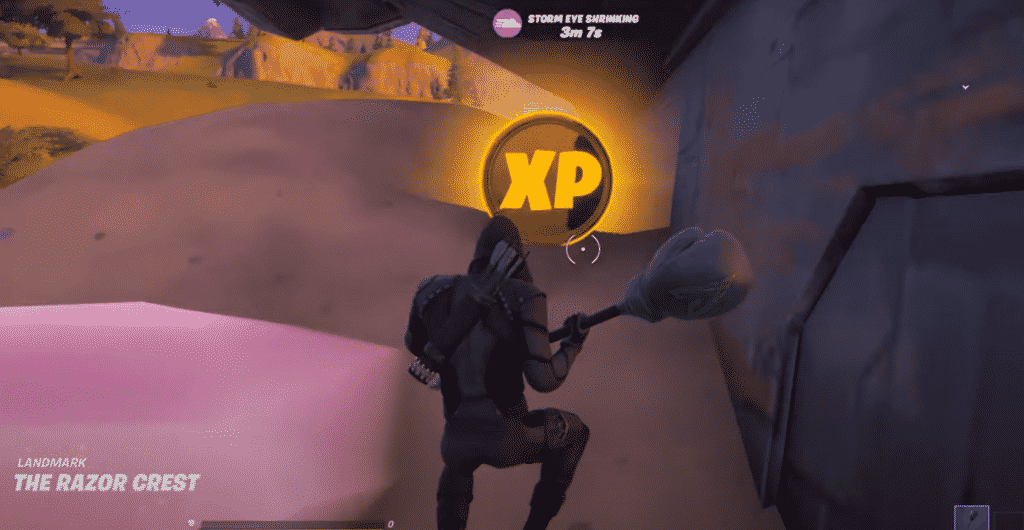 XP coins in Fortnite