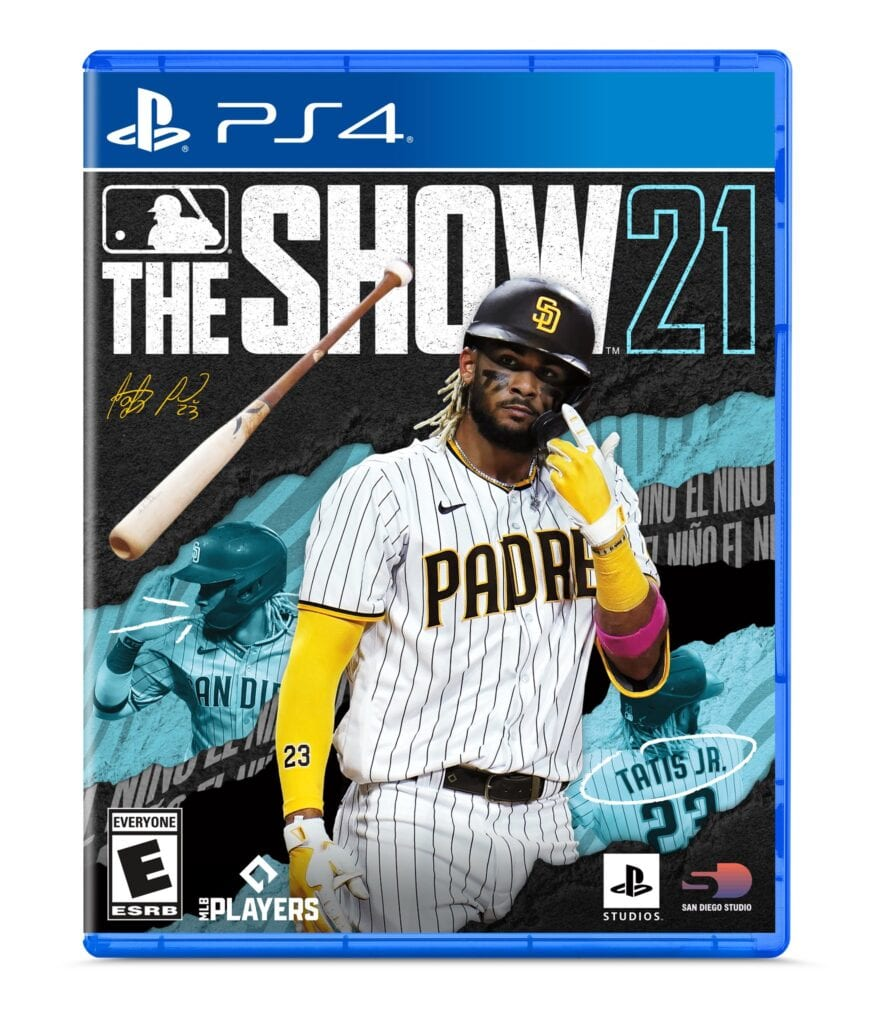 MLB The Show 21, PS4 Standard Edition