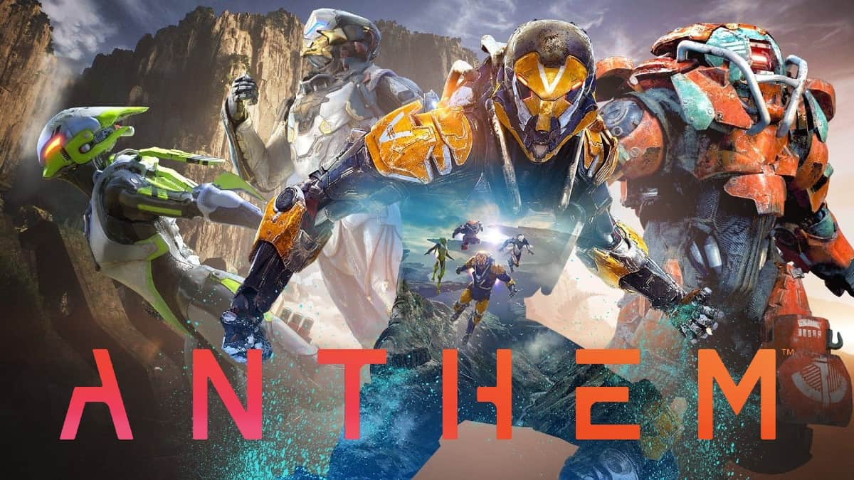 Anthem Next cancelled by EA and BioWare