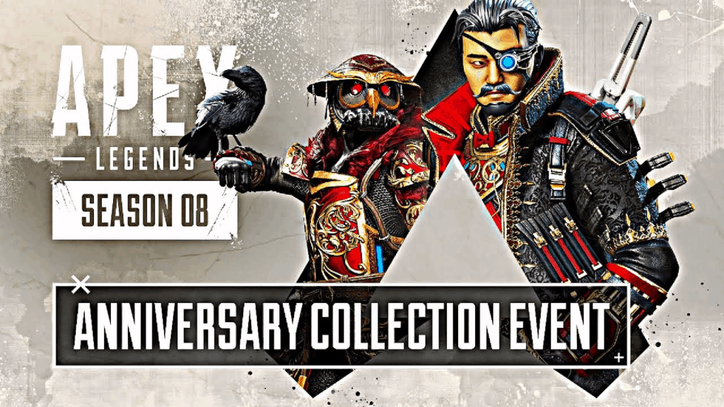 Apex legends anniversary collection event