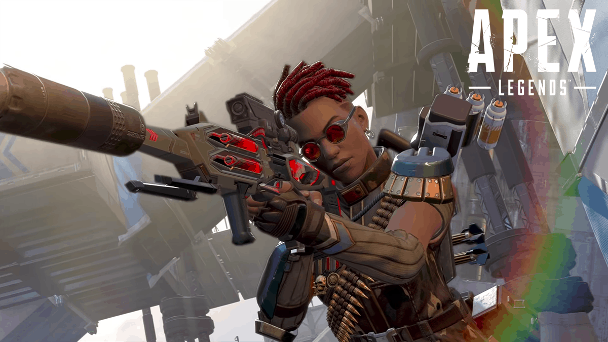 Apex legends bangalore skin