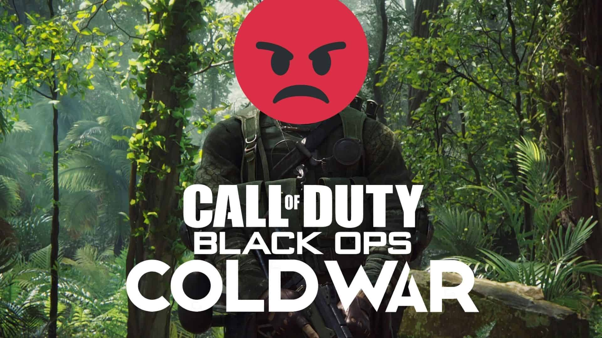 cod bocw angry fans